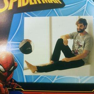 herre-licens-spiderman-pyjamas